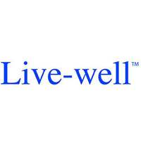 Live-well logo
