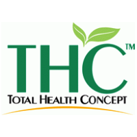 total health concept logo